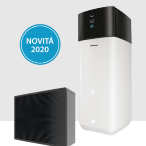 Pompa di calore Daikin Altherma 3 H HT ECH2O in R32