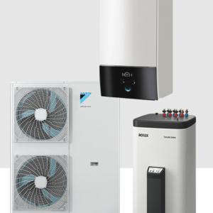 Pompa di calore Daikin Altherma 3 H W in R32