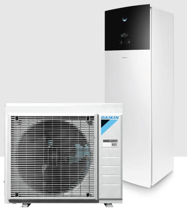Pompa di calore Daikin Altherma 3 R F in R32