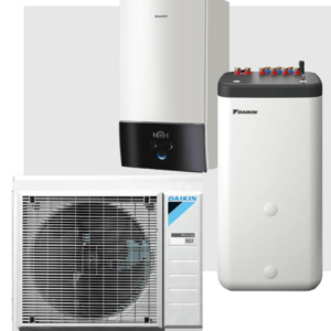 Pompa di calore Daikin Altherma 3 R W in R32