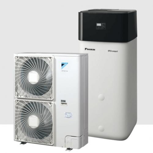 Pompa di calore Daikin Altherma R ECH2O in R410a