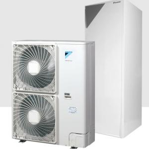 Pompa di calore Daikin Altherma R F in R410a
