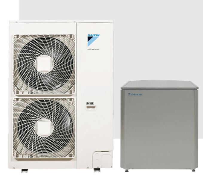 Daikin Altherma R HT HITEMP, 14 kW